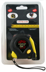 12ft Locking Tape Measure (TM12Y)
