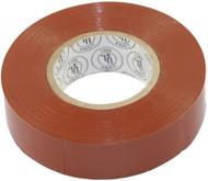 "3/4"" x 66ft Brown Vinyl Electrical Tape (3460BRT)"