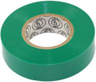 "3/4"" x 66ft Green Vinyl Electrical Tape (3460GRT)"