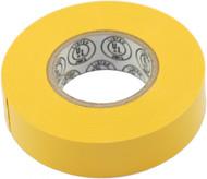 "3/4"" x 66ft Yellow Vinyl Electrical Tape (3460YT)"