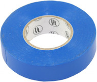 """3/4"""" x 66ft Blue Vinyl Electrical Tape (3460BUT)"""