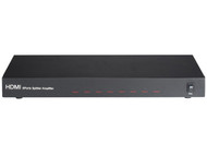 1 X 8 Powered 1.3b Certified HDMI Splitter - Rack Mountable (HDMI-1X8)
