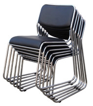 Stackable Visitors Chair D043C