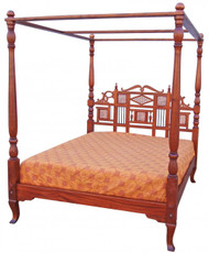 Shimoni Poster Bed - Queen