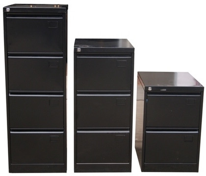 web buy r cabinet drawer black white and metal silver product filing