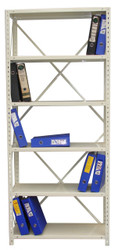 Metal Open Shelf - 5 Tier