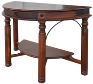 Gedi Halfmoon Table