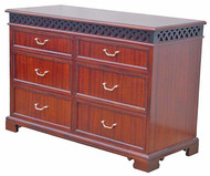 Manila Chest of Drawers - Long