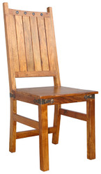 Jaipur Dining Chair - Solidback
