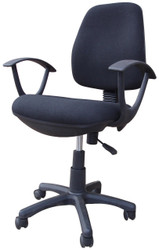 Boston Typist Chair BS-618 - OUT OF STOCK