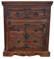 Panel Bedside Cabinet