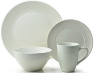 Thomson Pottery 16 Piece Dinnerware Set - Ripple