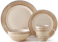 Thomson Pottery 16 Piece Dinnerware Set - Birch