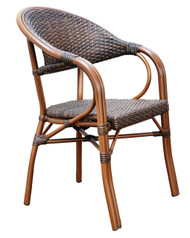 Milano Rattan Bistro Chair - OUT OF STOCK