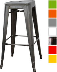 Bistro Bar Stool in Various Colours - OUT OF STOCK