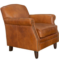 Hemmingway Easy Chair (Vegetable Brown)