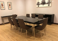 Zohan 9Pc Dining Set