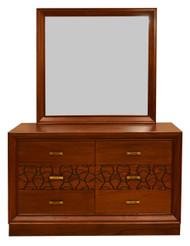 Jabril Dresser With Mirror