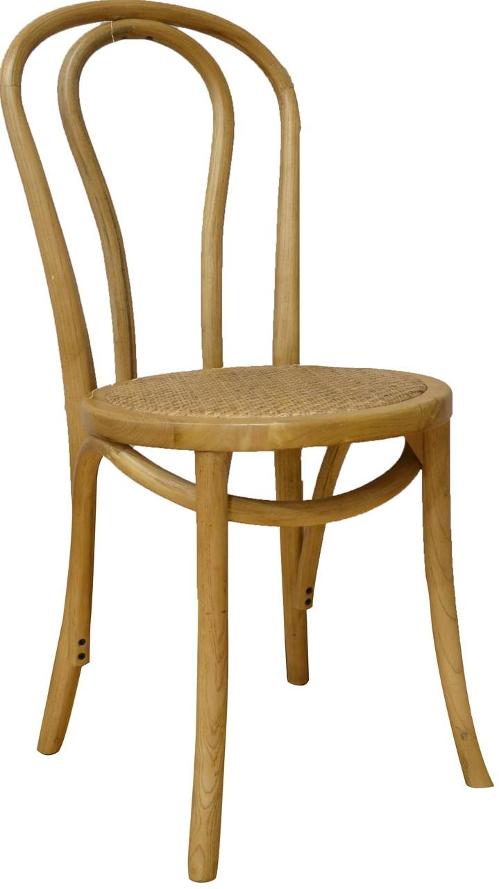 bentwood bistro chair. Bentwood Bistro Chair In Natural Finish E