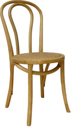 Bentwood Bistro Chair in Natural Finish