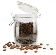 Retro Glass Jar With Clip Lid 750ml