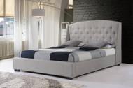 Tiara Tufted Bed - Queen