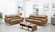 Boston 5 Seater Sofa Set in Beige - OUT OF STOCK
