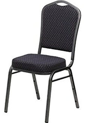 Banquet Chair in Black D055P
