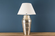 Table Lamp In Nickel Plated (L3707)