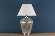 Table Lamp In Nickel Plated (L3205)
