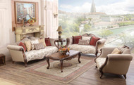 Empress 3,2,1,1 Sofa Set + Coffee Table & 2 Stools