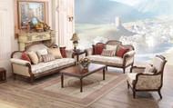 Sinclair 3,2,1,1 Sofa Set + Coffee Table & 2 Stools