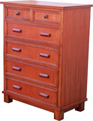 Morocco Chest Of Drawers - Tall