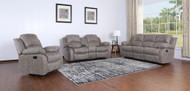 Veria 6 Seater Recliner in Gray J185