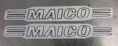 Tank Decal Stripe Set Maico 74-75 (pair)