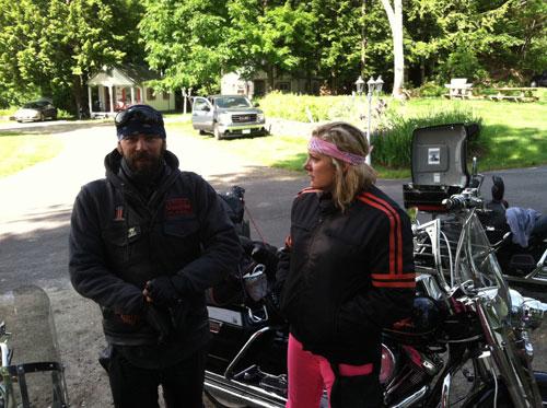 Fatboy Motorcycle Saddlebags