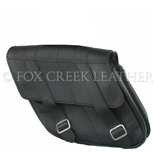 Dyna Low Rider Saddlebags No Yoke