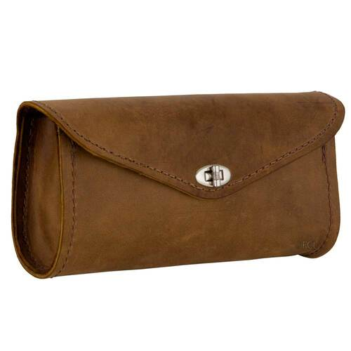 Front view of the Brown Windshield Bag