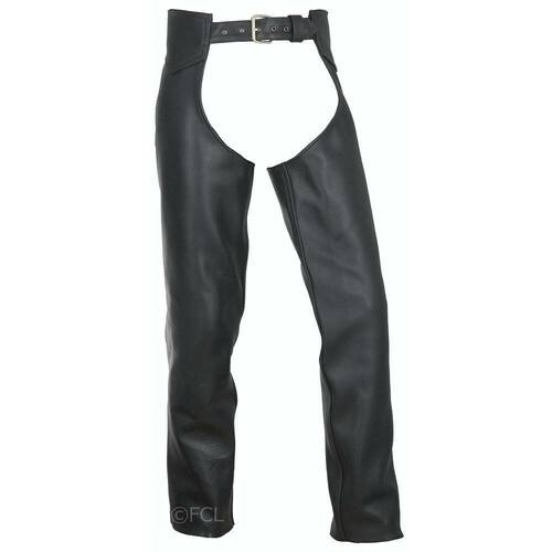 Lined Motorcycle Chaps