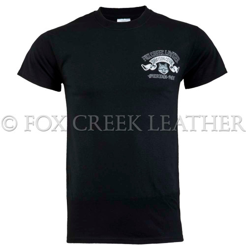 Fox Creek Artist Design Tshirt
