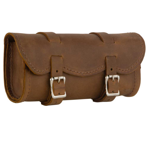 Small Brown Tool Bag