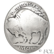 Buffalo Nickel Snap Head