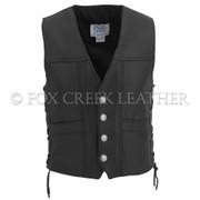 Men's Full Back Vintage Vest, Size 44 - (Clearance #70)