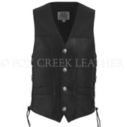Men's Buffalo Nickel Vest, Size 48/46 (clearance#283)