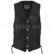 Men's Buffalo Nickel Vest, Size 48/46 (clearance #67)