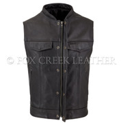Zippered Rebel Vest - Size 44 (Clearance 52)