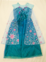 Elsa 'Frozen Fever' Dress.