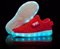 Red LED Shoes