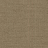 Contemporary Beyond Basics Cotton Texture Cedar Brown Wallpaper 420-87153