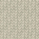 GE3709-Ashford Geometrics Graphic Knit Taupe Wallpaper